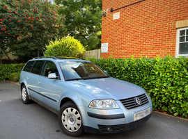 """2002 02 REG Volkswagen Passat 1.9 TDI PD SE 5dr """" ESTATE """" LEFT HAND DRIVE """" HPI CLEAR """""""