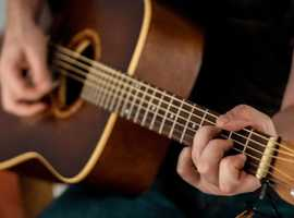 Experienced Guitarist in central Hull area offers lessons to all ages