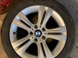 "X4 19"" BMW SPORT wheels used"