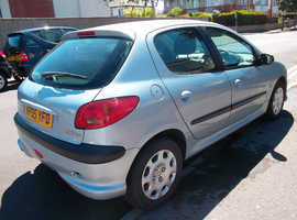 Peugeot 206 2.0 S HDi 2005 2 Owners, 11 service stamps, TIMING BELT W/PUMP DONE 87K Manual Diesel, 122k