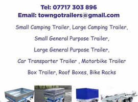 Tow'N'Go trailer hire