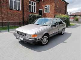 Saab 9000 SE Mk1 2.0 Turbo Auto Hatchback, 1990, FSH, Very Rare, Excellent Condition