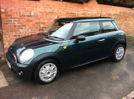 MINI 1.4L 6 SPEED, FULL MOT, LOW MILES,FULL HISTORY, NICE SPEC WITH CLIMATE CONTROL