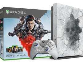 Xbox X series 1tb