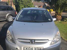 Peugeot 307 £550 o.n.o