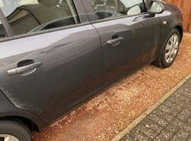 Vauxhall Corsa, 2013 (13) Grey Hatchback, Manual Diesel, 68,068 miles