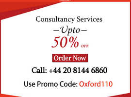 Consultancy writing services