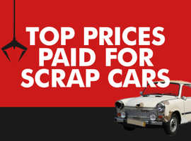 Cash for cars upto £500 exeter