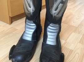 Motorcycle boots Gaerne