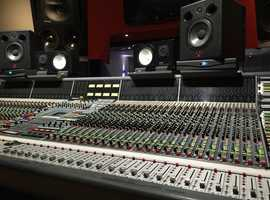 Best Online Mixing and Mastering Services UK | Forgotten Wolves Studio