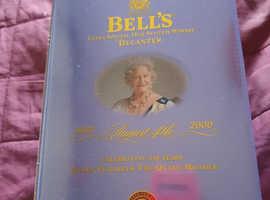 Queen Mother 100 birthday decanter
