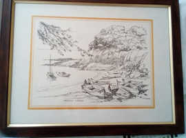 Framed Print by Julio Amaro of Casteljo Algarve