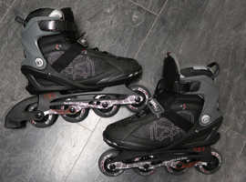 Mens No Fear Roller Blades - Size 8-10.5 - RRP £50