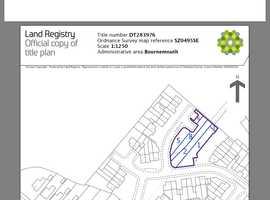 Dorset Poole area land for sale