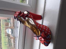 New in box Designer ladies shoes