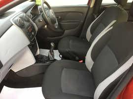 Dacia LOGAN MCV, 2014 (14) Red Estate, Manual Petrol, 135,000 miles