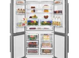 REDUCED! Beko 4 Door American Fridge Freezer