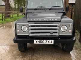 Land Rover 110, 2010 (60)