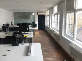 LEICESTER SQ LOFT STYLE OFFICE