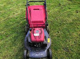 Mountfield petrol lawnmower free to good home