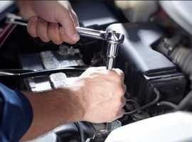 Vehicle service & MOT, repairs & diagnostics