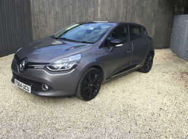 **AUTOMATIC** 64 Renault Clio 1.5 Dci**Sat Nav**Zero Tax** Great Car** BARGAIN £5,200!