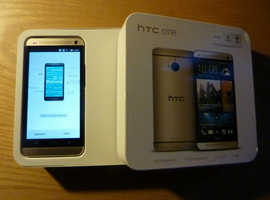 HTC One M7 - 32GB - Gold (Unlocked) Smartphone