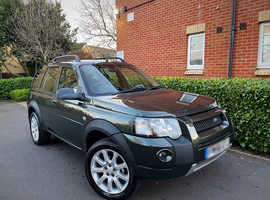 "2007 56 REG Land Rover Freelander 2.5 V6 SE Auto 5dr "" RARE "" INVESTMENT "" ONE OFF """