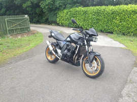 Kawasaki Z750 streetfighter excellent condition!