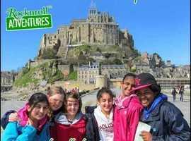 Most Popular School Tours in France - Rocknroll Adventures