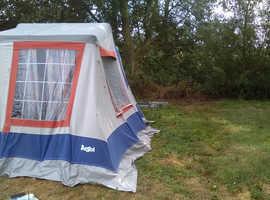 Trailer tent 2 man lightweight