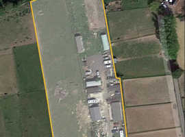 2 ARCES OF LAND WITH PLANNING PERMISSION IN KENT