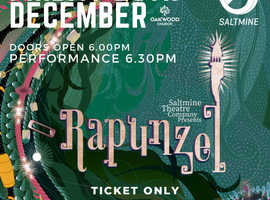Rapunzel - Live Performance by the Saltmine Theatre Company