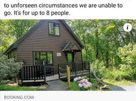Lodge cabin