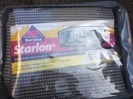 Starlon breathable awning carpet