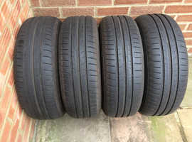 Peugeot 308 Wheels with Tyres