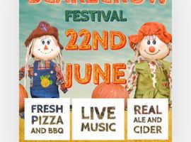 Edingale Scarecrow Festival