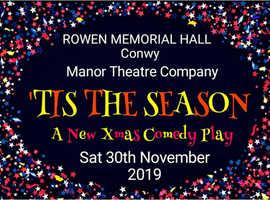 'TIS THE SEASON - Manor Theatre Company