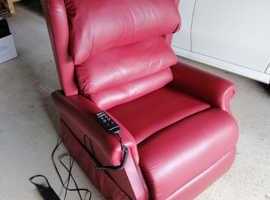 Ambassador Cosi Motability Riser Recliner - Leather