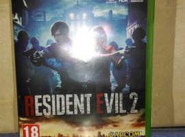 Resisent evil 2 Xbox one