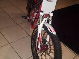 Electric oset trials bike 20 lite