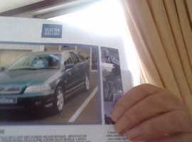 Volvo S/V40 SERIES, 1997 (R) Blue Estate, Automatic Petrol, 153,157 miles