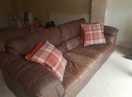 Free 3-4 seater sofa