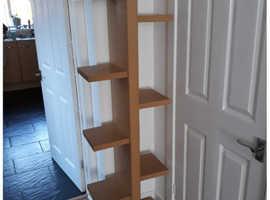 Next wooden shelving unit