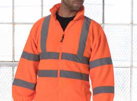 Buy HI VIS Fleece Jacket at Affordable Price