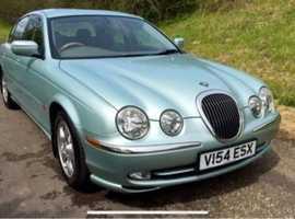Jaguar S-TYPE, 1999 (V), Automatic Petrol, 76,093 miles