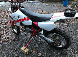 YAMAHA WR 200 CLASSIC ENDURO  1992  RECENT REFRESH FROM FRAME UP  TIDY BIKE RARE