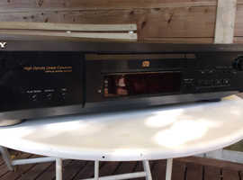 Sony CD Player for parts