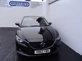 2012 Mazda 6 2.0 Sport Nav Petrol Manual Saloon