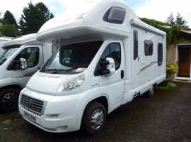 2007 SWIFT LIFESTYLE 590RL £22,995